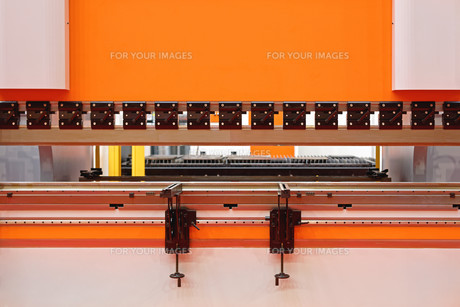Machine Pressの写真素材 [FYI00757249]