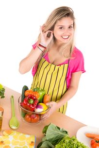 Cookingの写真素材 [FYI00757734]