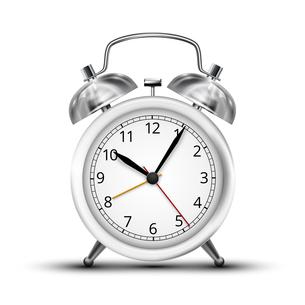 Alarm clockの写真素材 [FYI00757851]