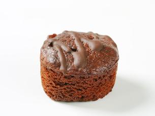 Mini chocolate cakeの写真素材 [FYI00757910]