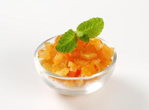 Candied citrus peelの写真素材 [FYI00757951]