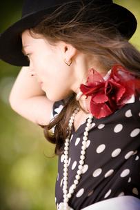 Retro style garmentの写真素材 [FYI00758155]