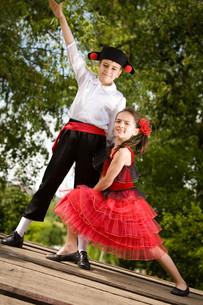 Let's dance!の写真素材 [FYI00758162]