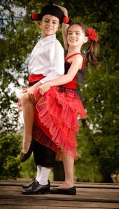 Let's dance!の写真素材 [FYI00758163]