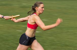 season changes,athleticsの写真素材 [FYI00758165]