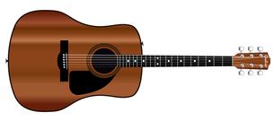 Acoustic Guitarの素材 [FYI00758381]