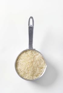 Uncooked Jasmine riceの写真素材 [FYI00758514]