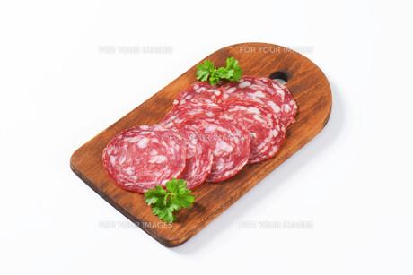 Iberian salchichonの素材 [FYI00758523]