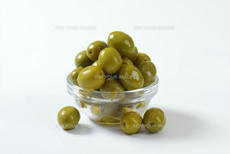 Green Olivesの素材 [FYI00758595]