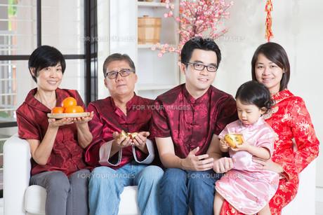 Chinese New Year spring seasonsの写真素材 [FYI00759015]