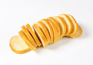 Sliced white breadの素材 [FYI00759117]