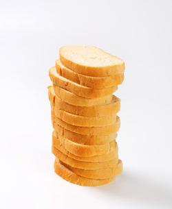 Sliced white breadの素材 [FYI00759129]