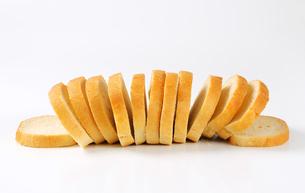 Sliced white breadの素材 [FYI00759136]