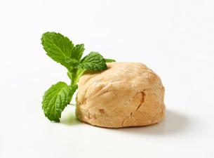Polvoron - Spanish Shortbread Cookieの写真素材 [FYI00759232]