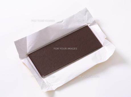 Dark chocolateの写真素材 [FYI00759266]