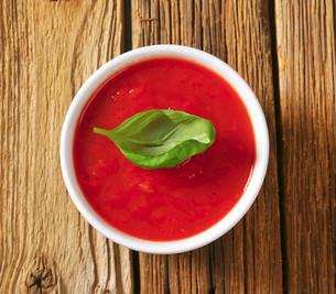 Tomato pureeの写真素材 [FYI00759299]