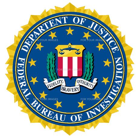 FBI Sealの素材 [FYI00759365]