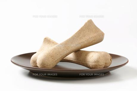 Dog biscuit bonesの写真素材 [FYI00759489]