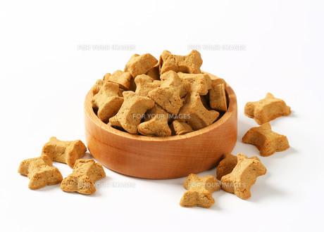 Dog biscuit bonesの写真素材 [FYI00759495]