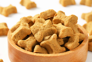 Dog biscuit bonesの写真素材 [FYI00759504]