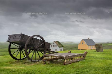 Turf housesの写真素材 [FYI00759525]