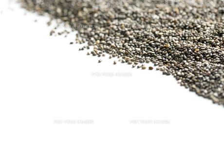 chia seedsの素材 [FYI00759584]