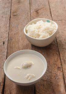 Dessert With Coconut Milkの写真素材 [FYI00759811]