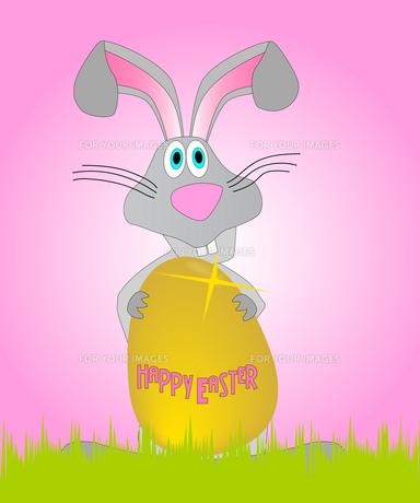 The Easter Bunnyの素材 [FYI00759842]
