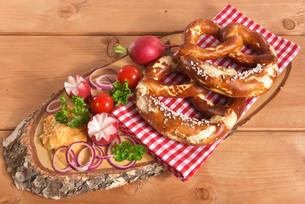 bavarian breakfastの写真素材 [FYI00760268]