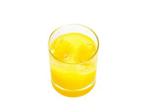 orange juiceの写真素材 [FYI00760877]