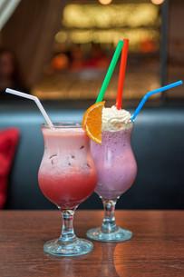 cocktails milkshakeの写真素材 [FYI00760916]