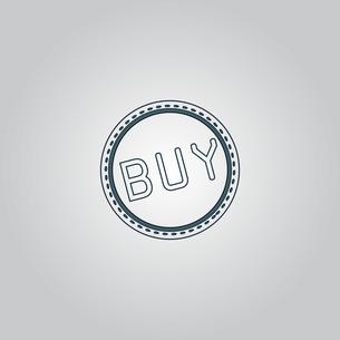Buy Badge, Label or Stickerの写真素材 [FYI00761170]