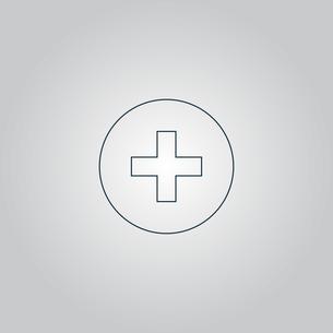 Medical crossの写真素材 [FYI00761197]
