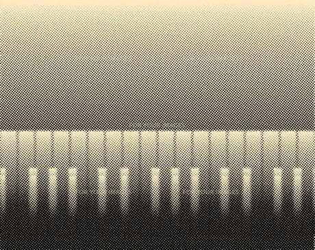 Halftone Pianoの素材 [FYI00761253]