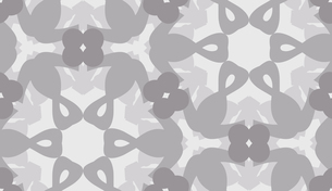 Gray Hexagonal Patternの素材 [FYI00761362]