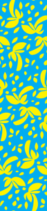 Yellow and Blue Seamless Tropical Backgroundの素材 [FYI00761389]