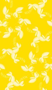 Pinwheel Pattern Over Yellowの写真素材 [FYI00761410]
