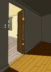 Empty Apartment Backgroundの素材 [FYI00761457]