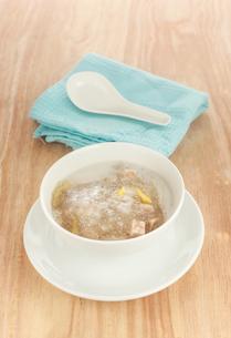 Dessert With Coconut Milkの写真素材 [FYI00761561]