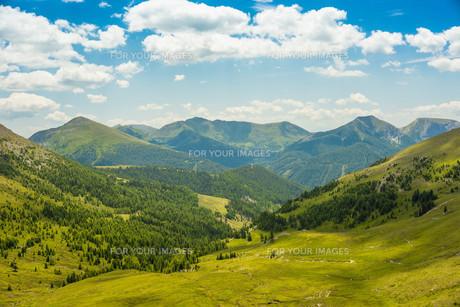 Mountain landscapeの素材 [FYI00762758]