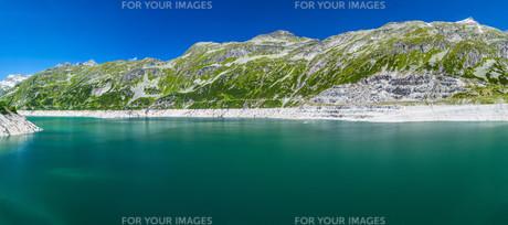 Mountain lakeの素材 [FYI00762771]