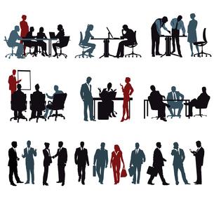 office staffの素材 [FYI00762848]