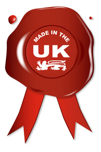 Made In The UKの写真素材 [FYI00763136]