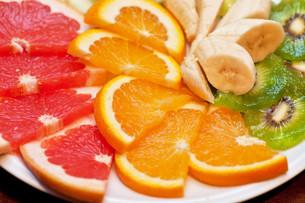 fruitsの写真素材 [FYI00763320]