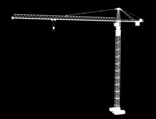 construction craneの素材 [FYI00763563]