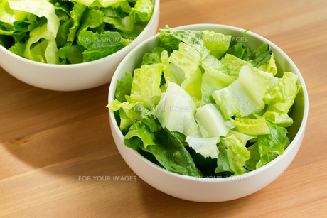 Fresh green saladの写真素材 [FYI00763661]