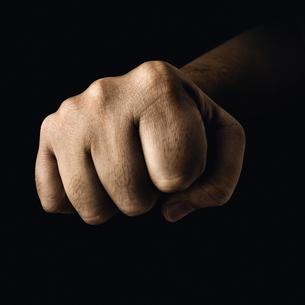 Closed Fistの素材 [FYI00763915]