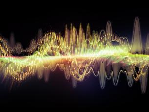 Quickening of Soundの写真素材 [FYI00764021]
