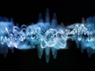 Advance of Soundの写真素材 [FYI00764022]