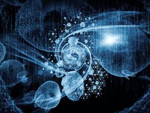 Speed of Particlesの写真素材 [FYI00764059]